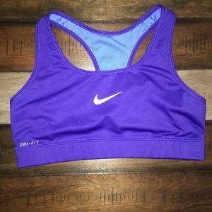 Nike Sport's Bra Size SM